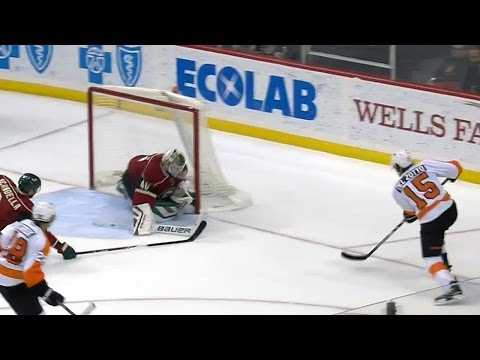 Del Zotto buried tic-tac-toe GWG on Dubnyk