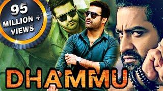 Dhammu (Dammu) Hindi Dubbed Full Movie | Jr. NTR, Trisha Krishnan