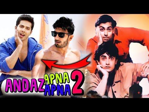 Xxx Mp4 Varun Dhawan And Ranveer Singh To Star In Andaz Apna Apna 2 3gp Sex