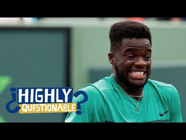 Quiet Please? Mysterious Noises Disrupt Sarasota Open Tennis Match   Highly Questionable