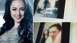 Farhat Abbas Sebar Video Mantan Istri Ngamuk, Regina: Asal Jangan Video Porno Saja
