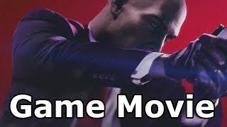 HITMAN 2 - All Cutscenes (Game Movie)