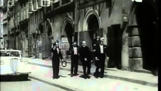Przedwojenna Warszawa w filmie Ja Tu Rządzę - 1939