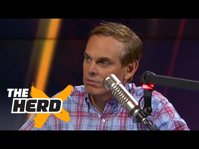Cowherd: eSports is for booger-eaters   THE HERD