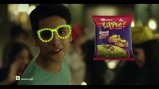 Sunfeast YiPPee! Mood Masala - Crazy Mood Hindi (TVC)