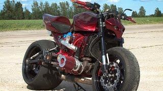 Bike Motors - Z1000 Turbo streetfighter [English subtitles]