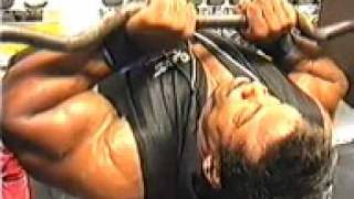 Triceps Training by Professionals Part II