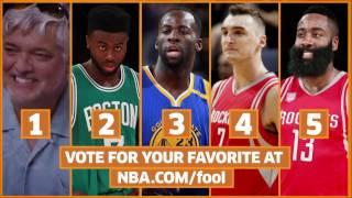 Shaqtin' A Fool: The Shake n Bake Mistake   Inside the NBA   NBA on TNT