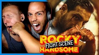 Rocky Handsome last fight scene (Best Fight In Bollywood Ever) | Trailer Reaction by RnJ