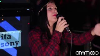 Anymood live @ Up the club Hungary (Xmas Party 2015)