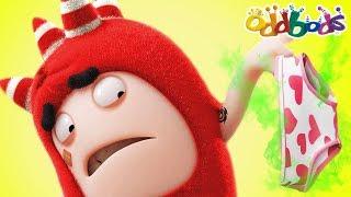 Oddbods - LAUNDRY DAY | NEW Full Episodes | The Oddbods Show | Funny Cartoons For Children
