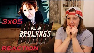 Into The Badlands Reaction 3x05 - Carry Tiger to Mountain