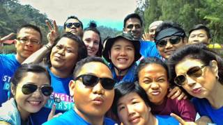 ATI Business Group Annual Staff Outing 2015