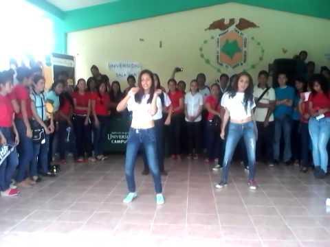 Baile De Menea Tu Chapa Preparatoria 14 De Sep. TM