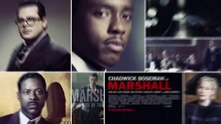 MARSHALL - Dan Stevens - In Theaters October 13