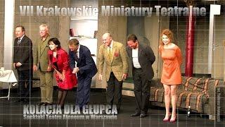KOLACJA DLA GŁUPCA [VII Krakowskie Miniatury Teatralne]