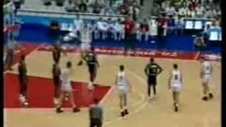 Croatia vs. Dream Team - game 1, part 1