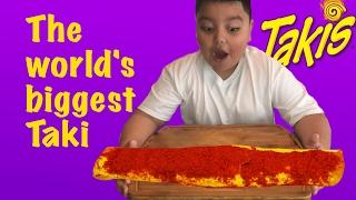 Giant TAKIS | How To Make TAKIS | DIY GIANT TAKIS