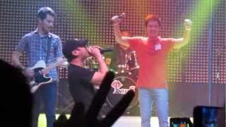 Sandwich Live in Singapore - Laklak (with Chito Miranda and Vinci Montaner)