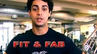 Workout with Karan Wahi