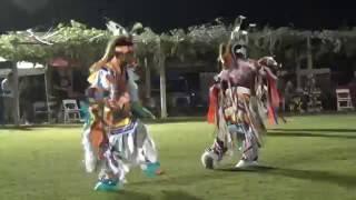 Bear Creek Jr Men Grass Dance Pala 2016 SNL