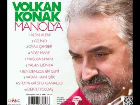 Volkan Konak - Aleni Aleni (Manolya-2015)