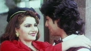 Saif Ali Khan, Monica Bedi, Surakshaa - Scene 4/15