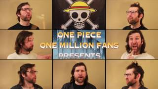 One Piece One Man Band A cappella - The Very Very Very Strongest ワンピースのアカペラ! (Shanks Ends the War)