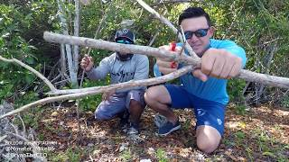 How To Make a Fish SNARE TRAP DIY | Monster Mike Fishing