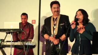 Kumar Sanu Performs LIVE For The First Time With His Daughter