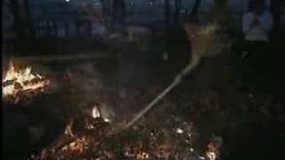 Bill Bastian Firewalking promo video
