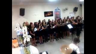 Festividade Jubilo Eterno canta
