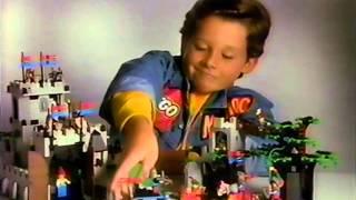 Lego Castle 1990 Commercial