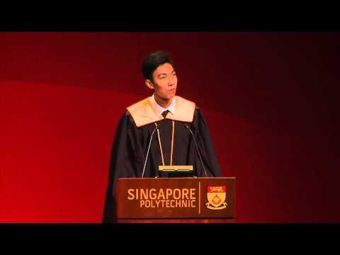 SP Valedictorian Speech 2015 - Session 12 - Wee Xuan Yi