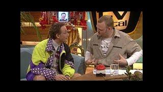 Alles echt bei Dolly Buster sagt Wigald Boning - TV total