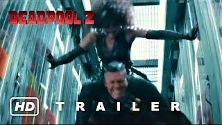 Deadpool 2 - Domino vs Cable Trailer (New, HD)