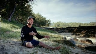 Joel Parkinson Talks About A.I's  Surfing Ability | Kissed By God: Raw Outtakes Part One