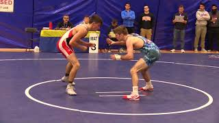2017 SFU International: 61 kg Ty Peth vs. Cory Clark