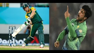 Pakistan vs South Africa highlights - ICC Champions Trophy 2017 - 7th Match (Group-B)