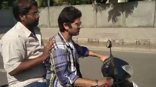 Typical indian parents on bikes..1 minute funny short film