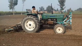 FIAT 640 Working in Fields New Must Watch 2018 | FIAT 640 in Action | FIAT 640