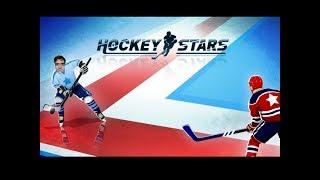 Estrategia fallida sobre hielo / Hockey Stars / @TriaySantiago / App android /