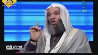 الشيخ محمد حسان يفحم وائل الابراشى 20 2 2012