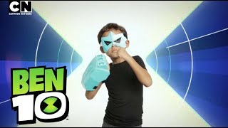 Ben 10 Toys   Only at Toys R Us   Transform into Diamondhead!   Cartoon Network