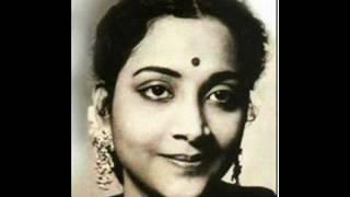 Taaron Bhari Chunariya Geeta Roy Aahuti 1950
