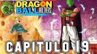 DRAGON BALL MULTIVERSE ESPAÑOL CAPITULO 19