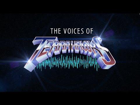 The Voices Of Terrahawks