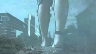Giant Korean Girl (feet edit)