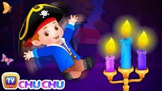 Jack Be Nimble Nursery Rhyme | ChuChu TV Nursery Rhymes & Songs for Babies