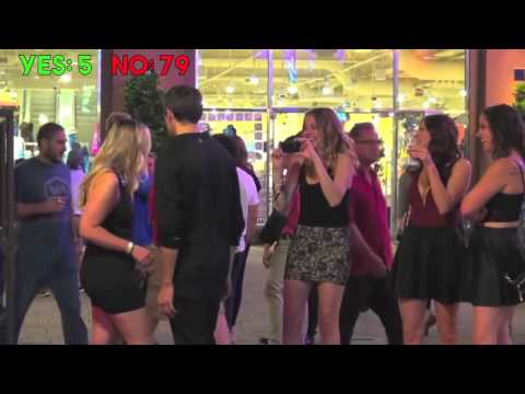 Kissing Prank - Asking 100 Hot Girls For A Kiss - Sexual Pranks